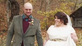 One Couple Tied the Knot in the Ultimate Vintage-Inspired Fall Wedding