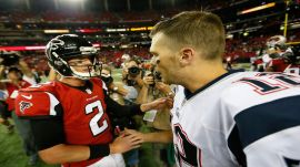 9 Golf Facts You Need To Know About Super Bowl QBs Tom Brady and Matt Ryan