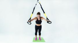 Get Jacked with TRX