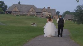 A Traditional Country Club Wedding in Pennsylvania