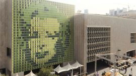 This Smart Plant Wall Turns Bland Building Facades Into Green Art