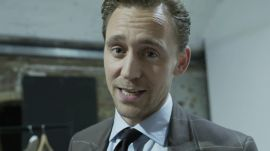 Tom Hiddleston Flexes His Accent Game