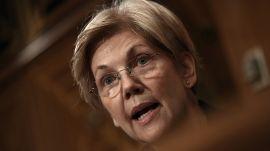 Elizabeth Warren Is Silenced By Senate