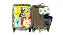 Traveler Obsessions: Serapian Milano Suitcase