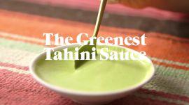 The Greenest Tahini