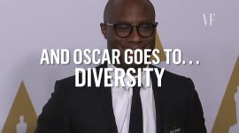 And Oscar Goes to... Diversity