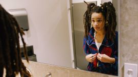 Sasha Lane Shows You the BEST Way to Break Up With Someone