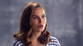 Natalie Portman Talks Ruth Bader Ginsberg, Dirty Dancing, and Outkast