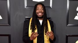 D.R.A.M.'s Blowout Grammy Weekend: Puppies, Cash Machines, and Balenciaga