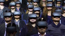 Vanity Fair's Virtual Reality Photoshoot