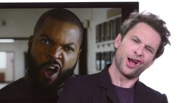 Ice Cube and Charlie Day Impersonate Each Other