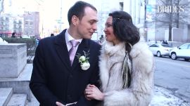 New York City Hall Valentine's Day Weddings