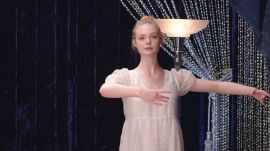 Elle Fanning Teaches You How to Make a Ballet Turn