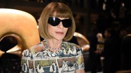 Anna Wintour on the Trends of London Fashion Week