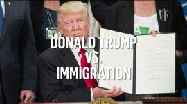 Donald Trump vs. Immigration
