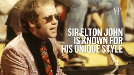 The Iconic Style of Sir Elton John