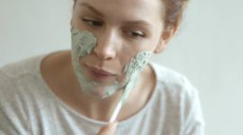 Treat Your Dry Winter Skin With a Tea Tree Oil Mask