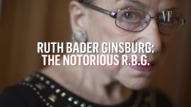 Ruth Bader Ginsburg: The Notorious RBG