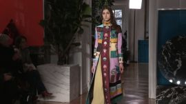 Valentino's Romantic Warriors | Paris Fashion Week Fall 2017