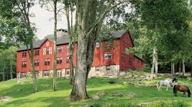 9 Beautiful Barns Converted into Family Homes