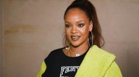 Rihanna's Fenty x Puma Takes the Fashion Crowd Back to School | Paris Fashion Week Fall 2017
