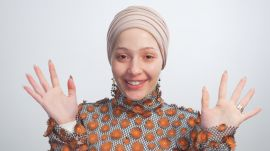 Why Nura Afia Feels Powerful With or Without Makeup