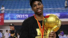 Hassan Whiteside's Unlikely Journey to NBA Stardom