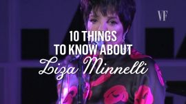 10 Things To Know About Liza Minnelli