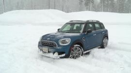 Mini Countryman S 4WD: big Mini, great in snow | Ars Technica