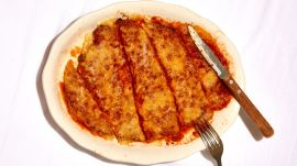 The Perfect Chicken Parmesan