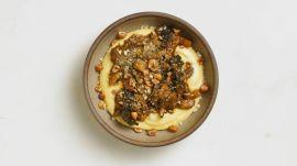 Vegetable Ragout with Polenta