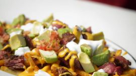 Carne Asada Cheese Fries