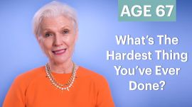 70 People Ages 5-75 Answer: What's the Hardest Thing You've Ever Done?