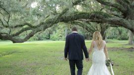 A Magnificent Charleston Plantation Wedding