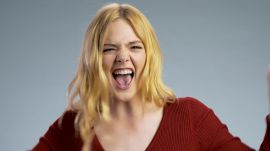 Elle Fanning Loved Her Chuck E. Cheese's Birthday Party So Much, She Got Up to Dance with the Mouse