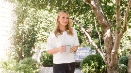Inside Molly Sims's Kid-Friendly Home