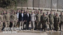 Jared Kushner: Middle East Journeyman