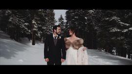 A Lake Tahoe Snow Globe Wedding