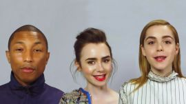 Pharrell, Lily Collins and More Read Chanel's Seven Most Inspiring Quotes