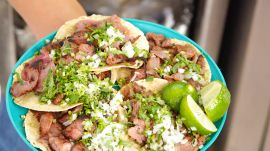 The Best Tacos in Mexico City