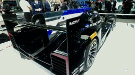 NYIAS 2017 - a chat with Cadillac factors team driver, Jordan Taylor | Ars Technica