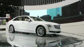 NYIAS 2017: Cadillac Supercruise driving system | Ars Technica