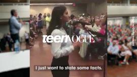Teen Questions Republican Senator About Planned Parenthood