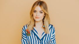 Lucy Hale Plays Two Truths and a Pretty Little Lie