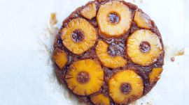Old-School Pineapple Upside-Down Cake