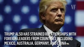 Donald Trump's Many Failed Relationships