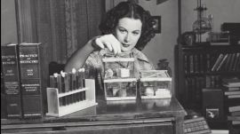 How Hedy Lamarr and Howard Hughes Bonded over Their Love of Inventions