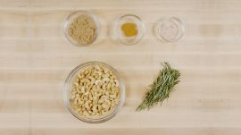 In Honor of 4/20, a Magical Edible Recipe: Herb-Roasted Cashews