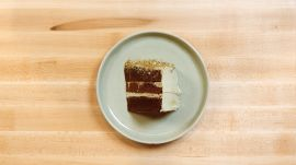 In Honor of 4/20, a Magical Edible Recipe: The Green Fairy's Chocolate Layer Cake