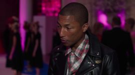 Pharrell Williams on What It Takes to Wear Comme des Garçons